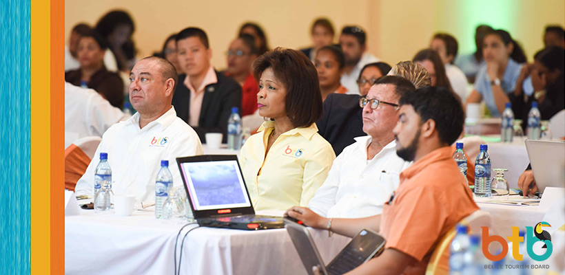 Belize Tourism Board's Tourism Industry Conference 2017