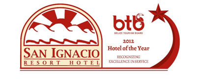 San Ignacio Resort Hotel honoured as Hotel of the Year by Belize Tourism Board