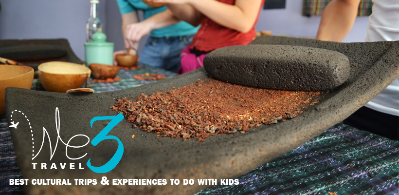 We3 Travel: Best Cultural Trips and Experiences to do with Kids