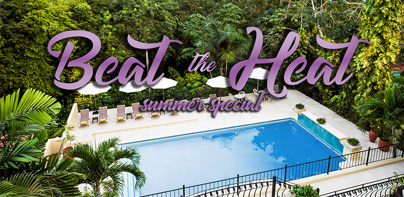 Beat the heat summer special