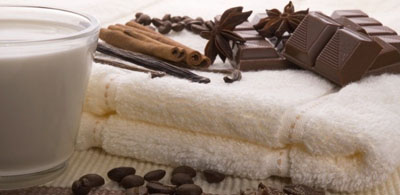 Chocolate Body Wrap - A Belize Spa Experience