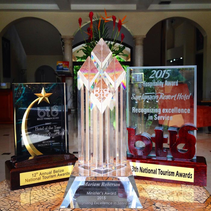 San Ignacio Resort Hotel BTB Awards