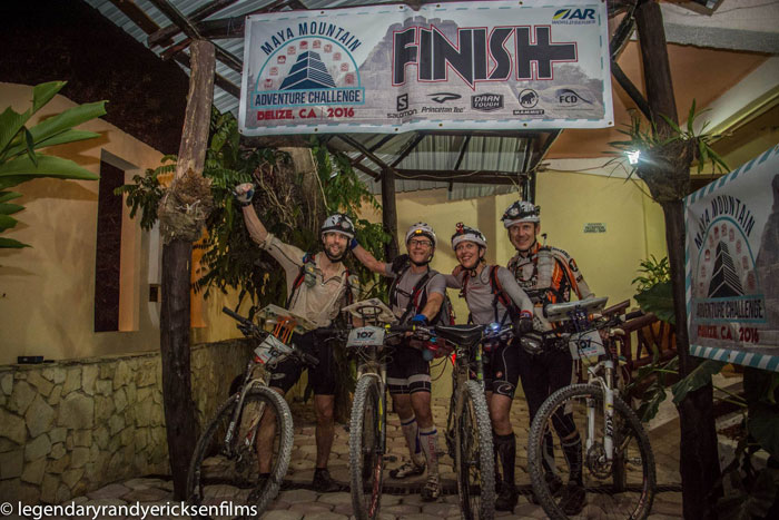 Maya Mountain Adventure CHallenge 2016 Final