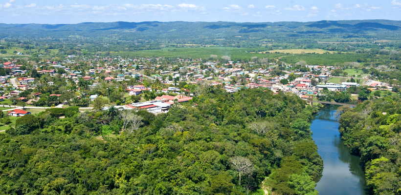 The Beauty of San Ignacio Town