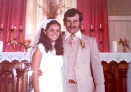 MS. MARIAM BEDRAN & MR. JOHN ROBERSON'S WEDDING