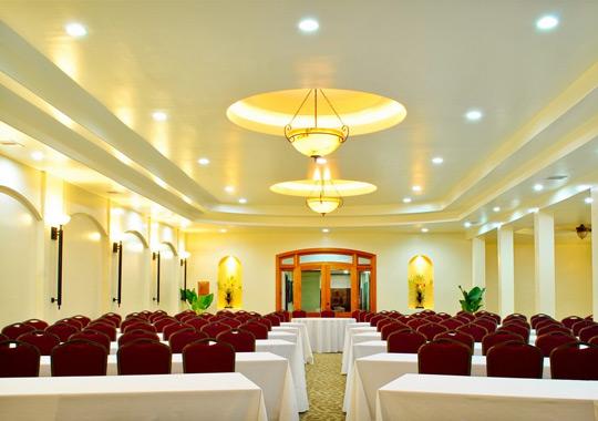 BEDRAN HALL RENOVATION