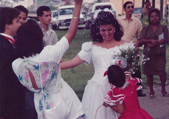 MS. PAULITA BEDRAN & DR. RAMON FIGUEROA'S WEDDING