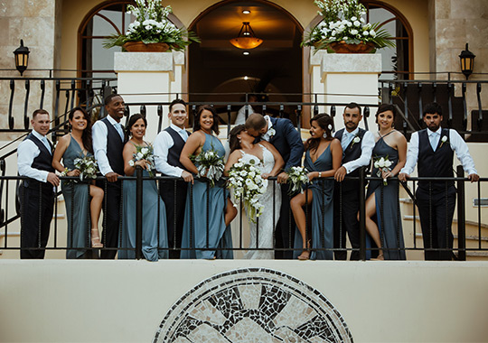 MS. CARRIE ROBERSON WEDS BRIAN CLAXTON