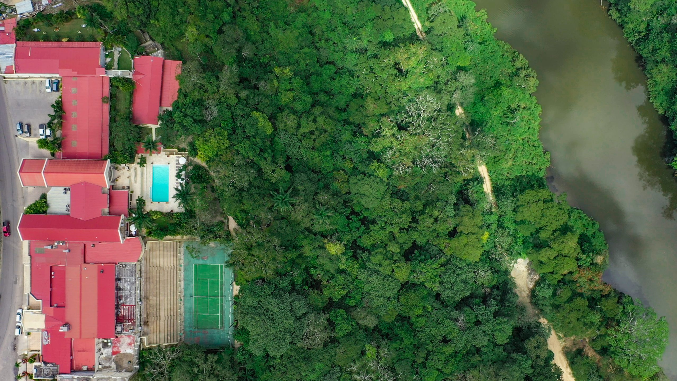 San Ignacio Resort Hotel Wins Conde Nast Readers' Choice Award
